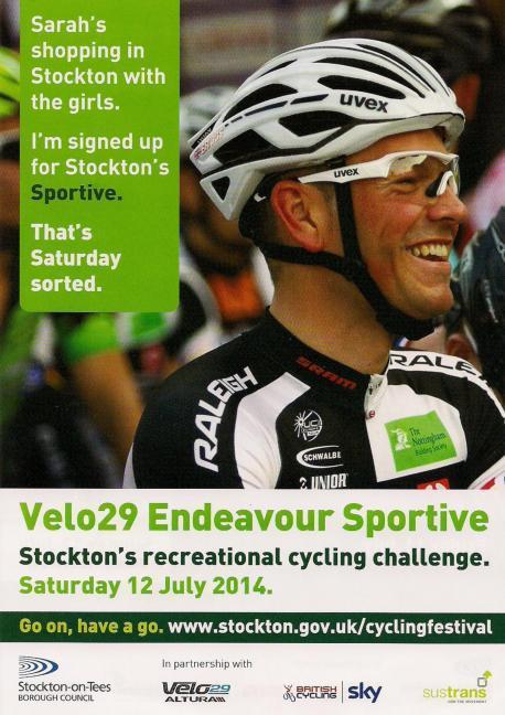 Stockton Sportive flyer