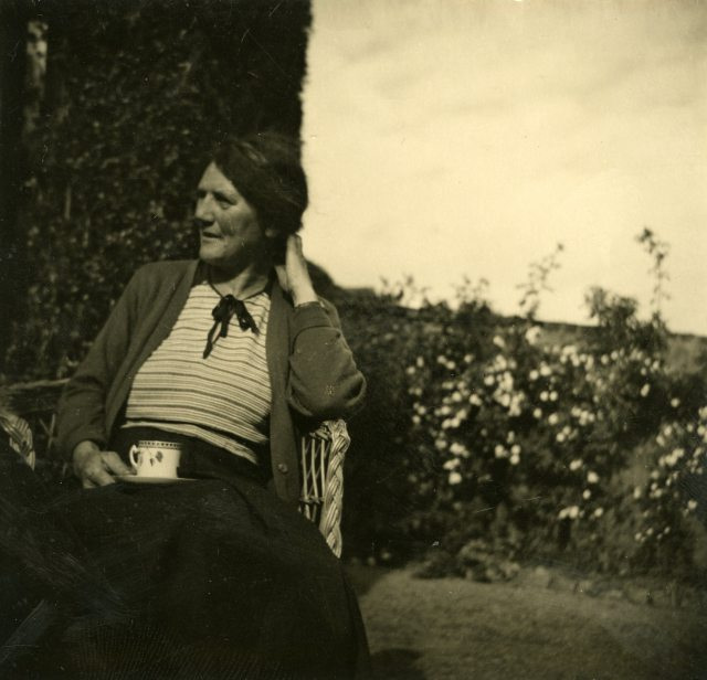 Nan Shepherd, author of Cairngorms book The Living Moungtain