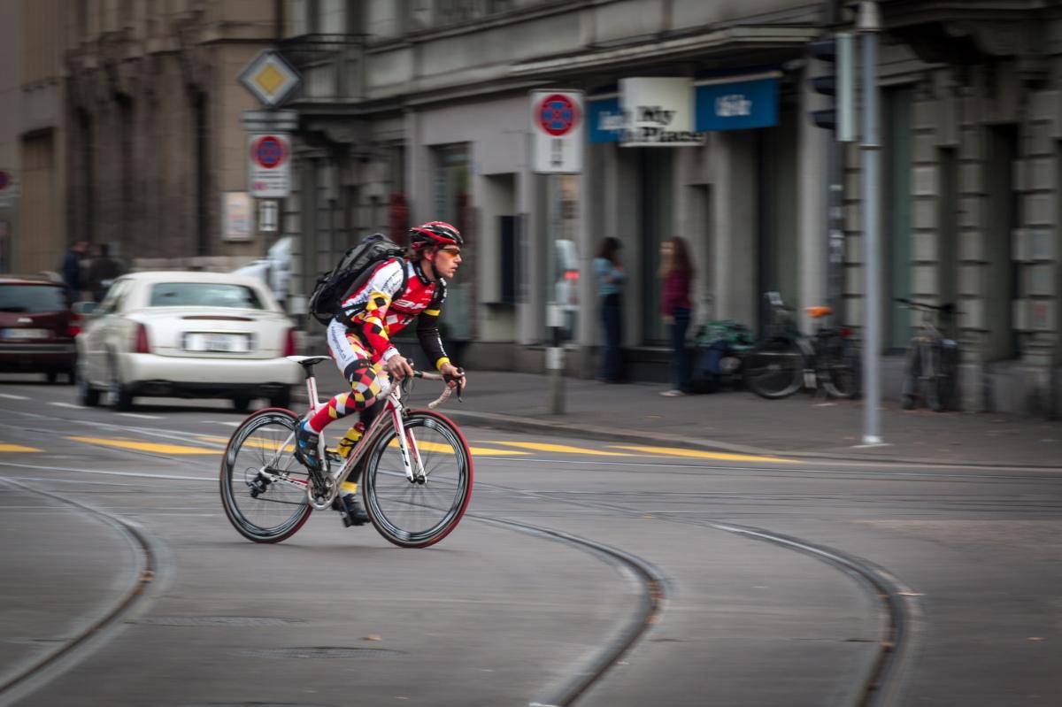 Cyclist or Terrorist?