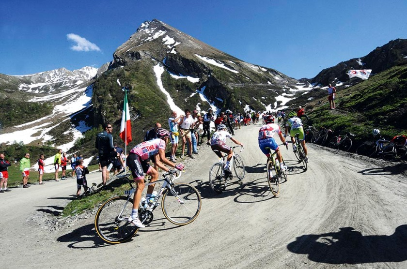 STAGE TWENTY OF THE 2011 GIRO D'ITALIA
