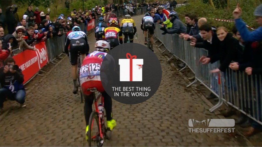 The Sufferfest - The Best Thing in the World - Video Badge
